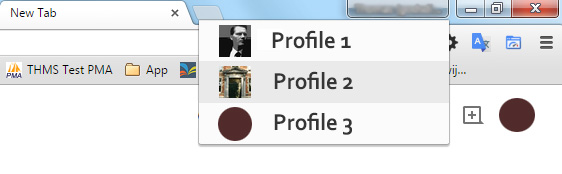 google-chrome-profile-switcher